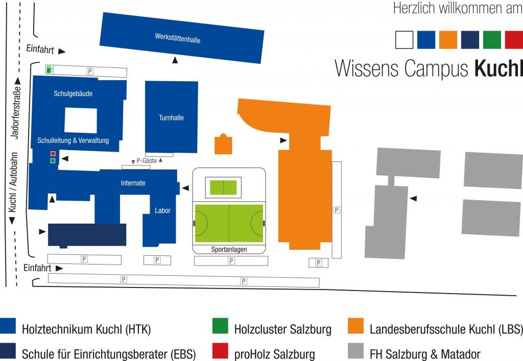 lageplan_der_institutionen_des_wissens_campus_kuchl